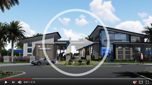 Preview Our Amenity Center at Mosaic - mosaic amenity rendering video