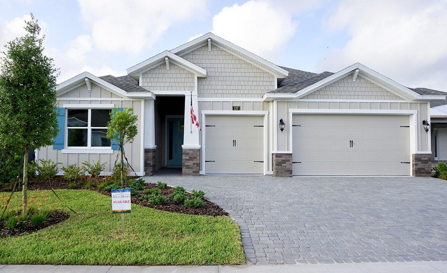 Daytona Beach Homes for Sale - The Atlantic at Mosaic