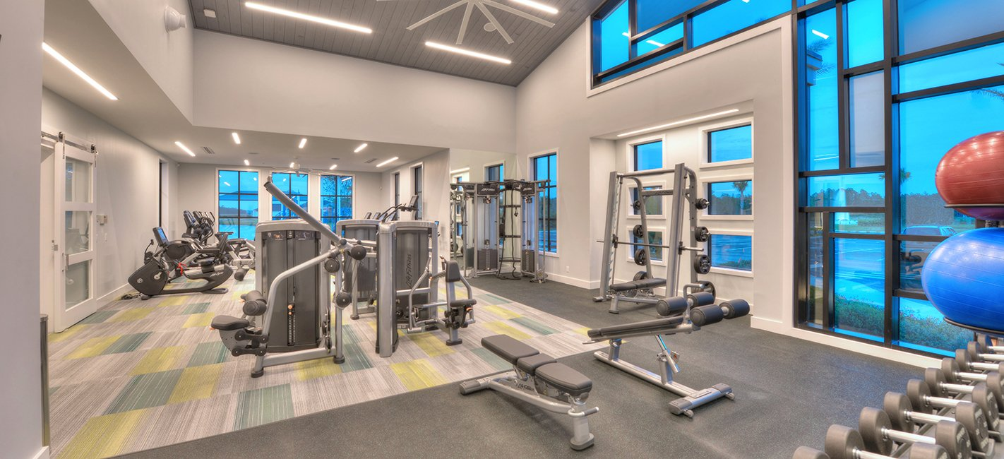 The Fitness Center at Mosaic