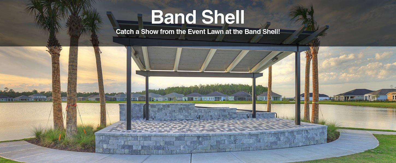 The Band Shell at Mosaic