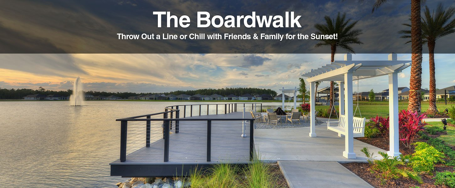 The Boardwalk at Mosaic