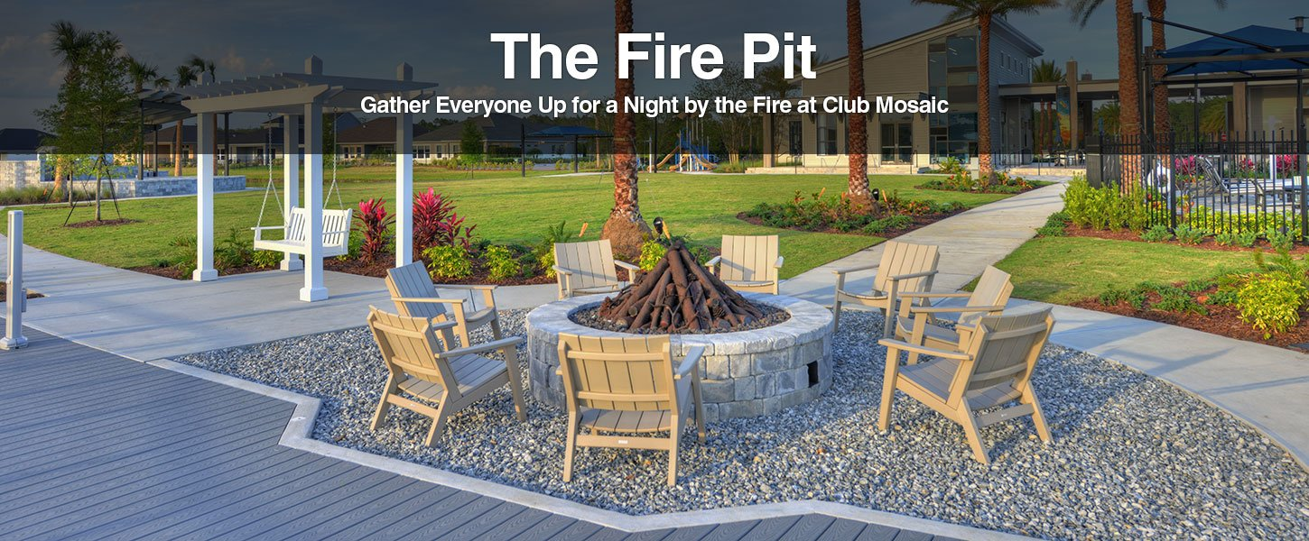 The Fire Pit at Club Mosaic