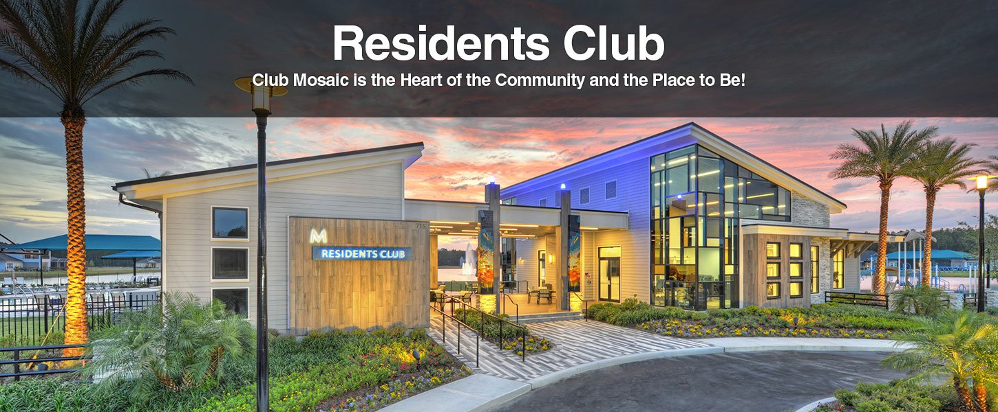 Club Mosaic Residents Center