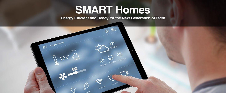 Energy Effiecient SMART Homes
