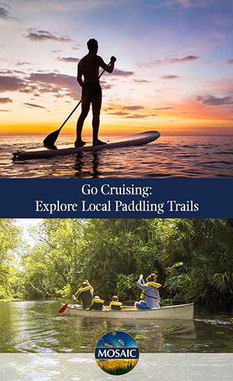 Go Cruising: Explore Local Paddling Trails Near Mosaic