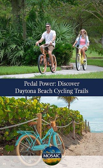 edal Power Discover Daytona Beach Cycling Trails